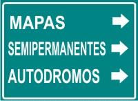 Mapas, rutas
